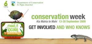 Conservation week
