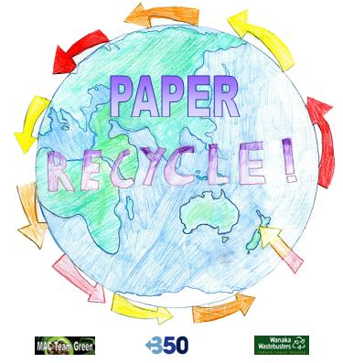 term paper on recycling Findings of the numerous research projects on recycling jointly undertaken by  a  version of this paper was presented at the annual meeting of the society for.