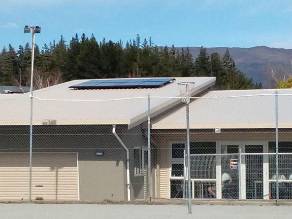 8 solar panels
