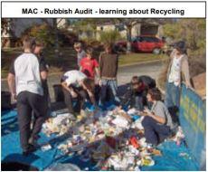 2006 Rubbish audit